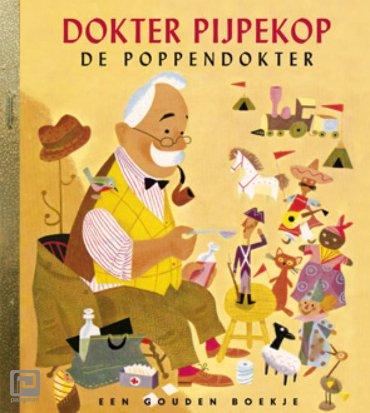 Dokter Pijpekop - Gouden Boekjes