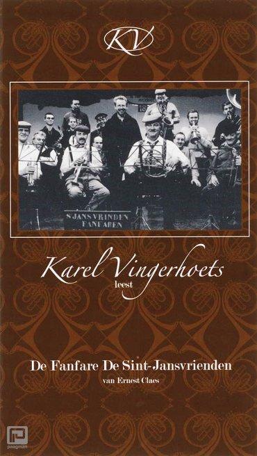 Karel Vingerhoets leest / De fanfare De Sint-Jansvrienden