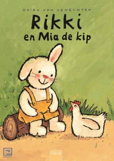 Rikki en Mia de kip - Rikki