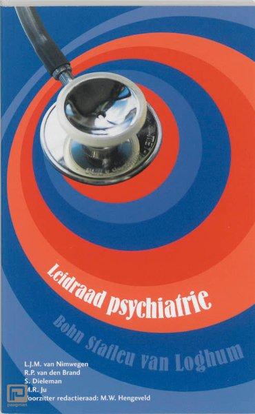 Leidraad psychiatrie - Leidraadreeks