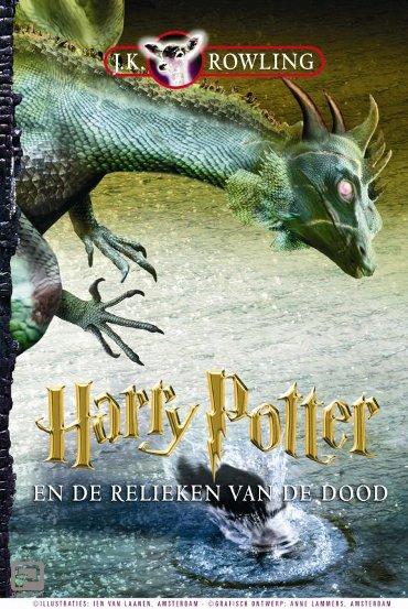 Harry Potter en de relieken van de dood - Harry Potter