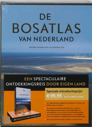 De Bosatlas van Nederland