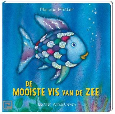 Groot Kartonboek, De mooiste vis van de zee - De mooiste vis van de zee
