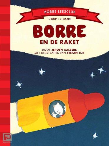 Borre en de raket - De Gestreepte Boekjes