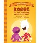Borre en het monster onder het bed - De Gestreepte Boekjes