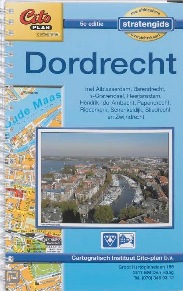 Dordrecht - Stratengids