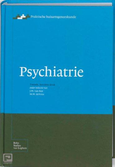 Psychiatrie - Praktische Huisartsgeneeskunde