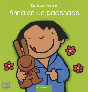 Anna en de paashaas - Anna