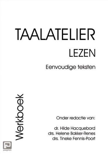 Taalatelier / Eenvoudige teksten / Werboek