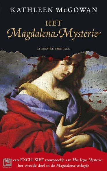 Het Magdalena mysterie - De Magdalena trilogie