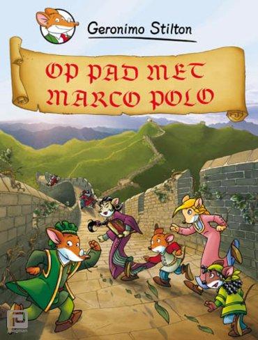Op pad met Marco Polo - Een reis door de tijd