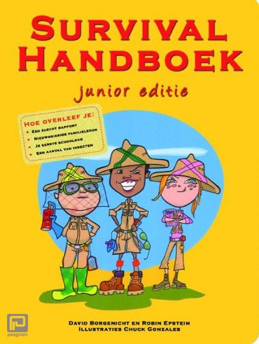 Survival handboek / Junior editie