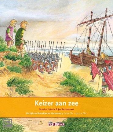 Keizer aan zee / De Romeinse limes - Terugblikken prentenboeken