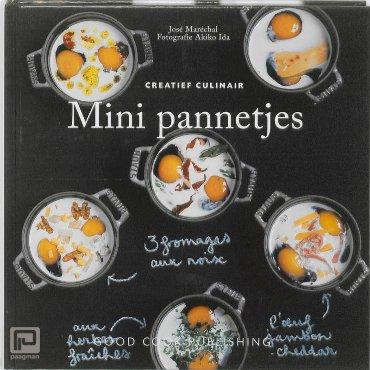 Mini Pannetjes - Creatief Culinair