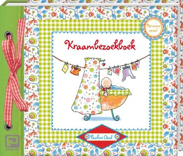 Kraambezoekboek - Pauline Oud