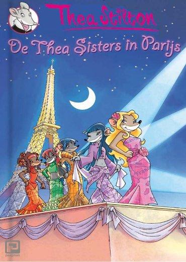 De Thea Sisters in Parijs - Thea Sisters