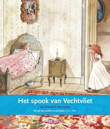 Het spook van Vechtvliet / Buitenhuizen - Terugblikken prentenboeken