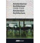Amsterdamse Architectuur 2008-2009 / Amsterdam Architecture 2008-2009 - Arcam pocket