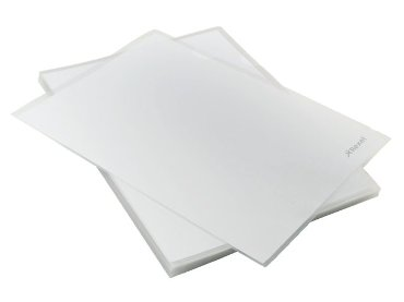 Insteekmap L-model Rexel Ecodesk A4 PP transparant