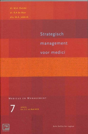 Strategisch management voor medici - Medicus & Management