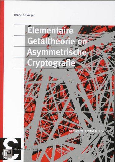 Elementaire getaltheorie en asymmetrische cryptografie - Epsilon uitgaven