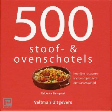 500 stoof- & ovenschotels