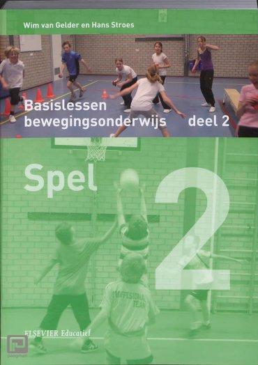 Basislessen bewegingsonderwijs / 2 Spel