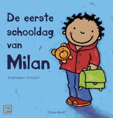 De eerste schooldag van Milan - Milan