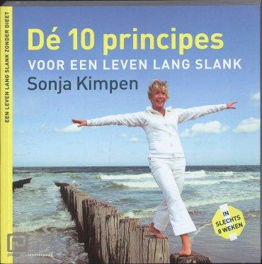 De 10 principes voor een leven lang slank