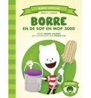Borre en de Sop en Mop 3000 - De Gestreepte Boekjes