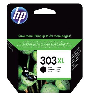 Inkcartridge HP T6N04AE 303XL zwart HC