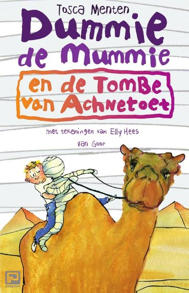 Dummie de mummie en de tombe van Achnetoet - Dummie de mummie