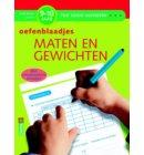 Maten en gewichten / 9-10 jaar, vierde leerjaar, groep 6 / Oefenblaadjes - Tijd voor huiswerk