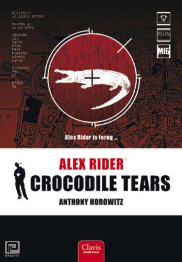 Crocodile tears - Alex Rider