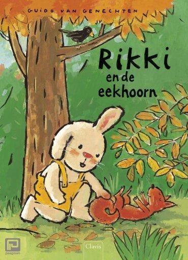 Rikki en de eekhoorn - Rikki