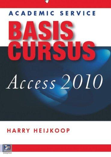 Basiscursus Access 2010 - Basiscursus
