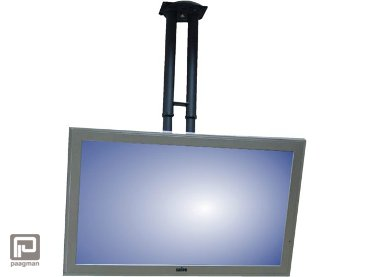 LCD PLASMA MUURBEVESTIGING NEWSTAR C100 ZILVER