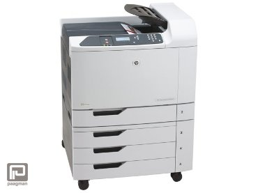 LASERPRINTER HP COLOR LASERJET CP6015XH