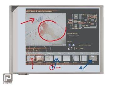 E-BOARD LEGAMASTER 91X133CM