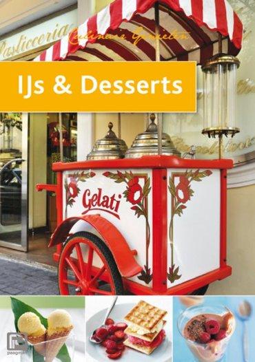 IJs en desserts (set van 5) - Culinair genieten