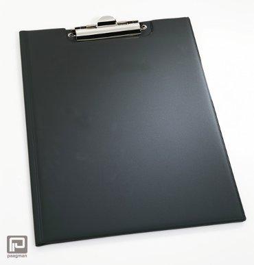 Durable blokklemmap a5 kleur zwart