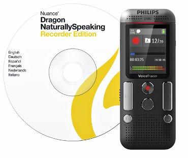 Digital voice recorder Philips DVT 2710