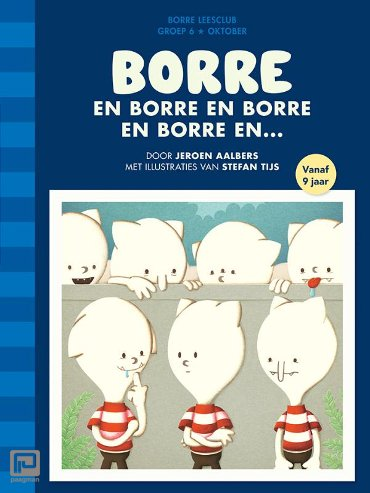 Borre - De Gestreepte Boekjes