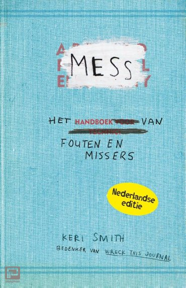 MESS - Wreck this journal