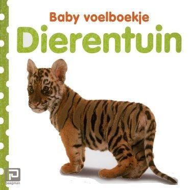 Dierentuin - Baby voelboekje