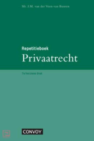 Repetitieboek Privaatrecht