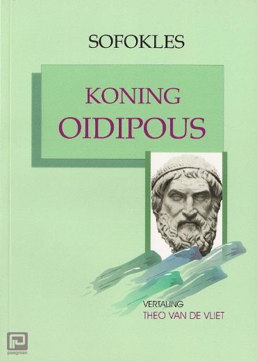 Koning Oidipous - Editio minor