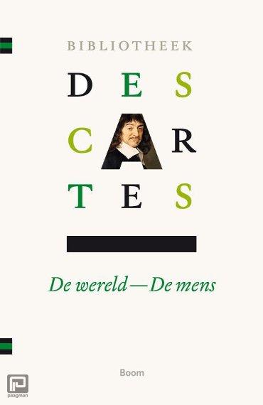 De wereld, de mens - Bibliotheek Descartes
