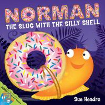 Norman the Slug with the Silly Shell