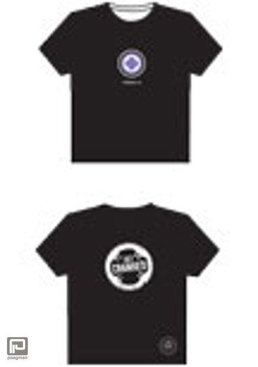 Kicking Horse Coffee T-shirt Hoodoo Jo Heren/M zwart